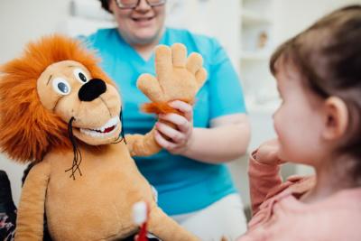 Zahnarzt Puchheim - Praxis Dr. Gebala - Kinderzahnheilkunde