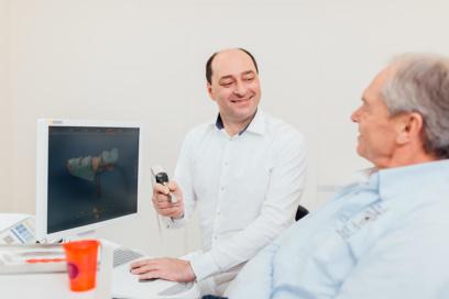 Zahnarzt Puchheim - Praxis Dr. Gebala - Cerec - Zahnersatz in einer Sitzung
