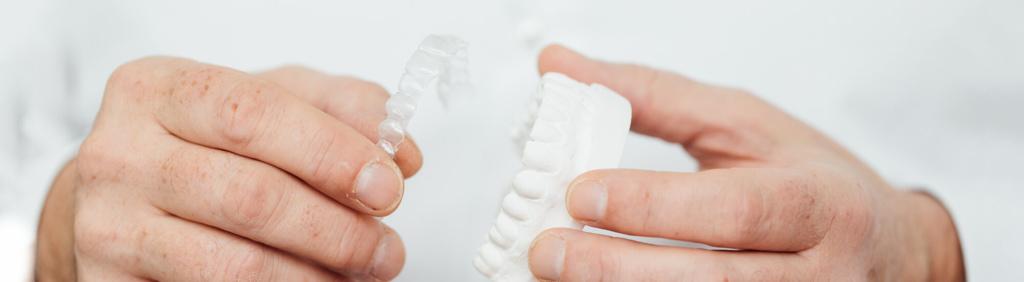 Zahnarzt Puchheim - Gebala - Kieferorthopädie für Erwachsene - unsichtbare Zahnspange